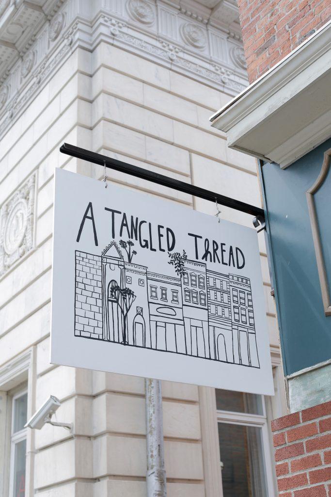 TangledThreadSign